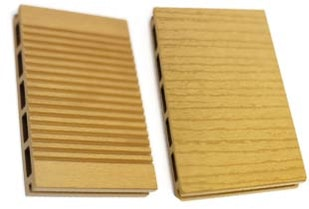 Skanholz WPC Fußboden verschiedene Oberflächen