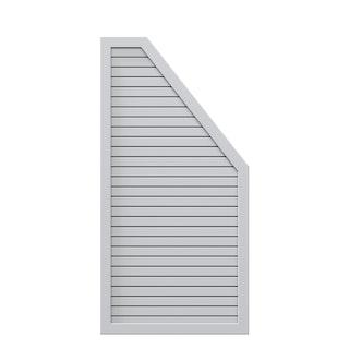 TraumGarten DESIGN Rhombus Anschluss rechts, 90 x 180 auf 90 cm