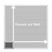 TraumGarten Design WPC Alu Maßbreite/-höhe