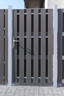 Traumgarten JUMBO WPC Einzeltor auf Maß