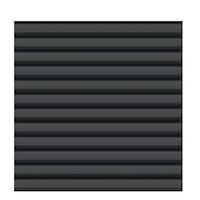 TraumGarten System Metall Basic Zaunfeld-Set 179x180 cm