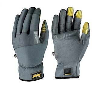 Snickers Handschuhe Größe 17,8 cm Grau