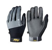 Snickers Handschuhe Größe 7 Leder Grau/Schwarz