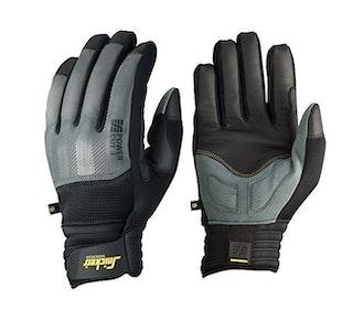 Snickers Handschuh Größe 17,8 cm Power Grau/Schwarz