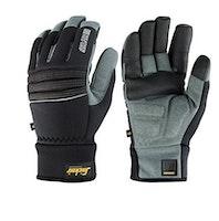 Snickers Wetter Handschuh Größe 22,9 cm Schwarz/Grau