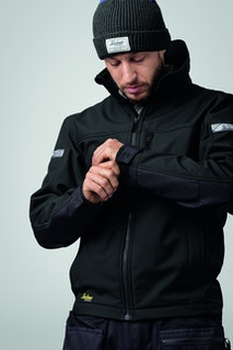 Snickers Workwear 1200 AllroundWork Softshell-Jacke
