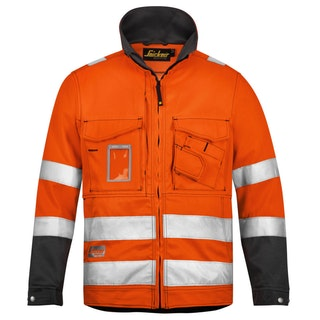 Snickers Workwear 1633 High Vis Jacke, Klasse 3