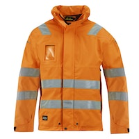 Snickers Workwear 1683 High-Vis GORE-TEX® Shell Jacke - Restposten!