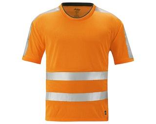 Snickers 2533 Hi-Vis A.V.S T-Shirt, Klasse 2/3 - Restposten!