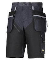 Snickers Workwear 6104 RuffWork Denim Arbeitsshorts+ mit HP