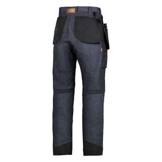 Snickers Workwear 6205 RuffWork Denim Arbeitshose mit Holstertaschen