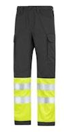 Snickers Workwear 6900 HV Service Logistik Hose, Kl. 1