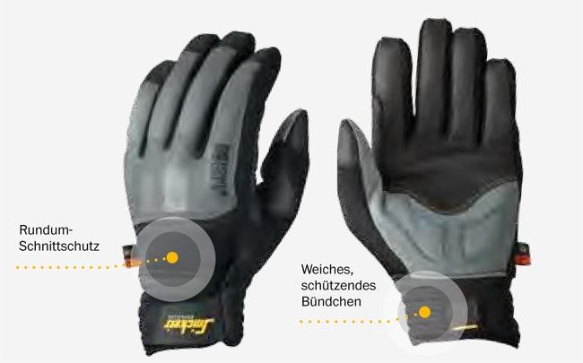 Snickers Workwear 9533 9534 Power Cut 3 Handschuh