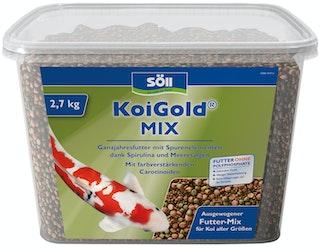 Söll KoiGold® Mix 2,4 kg