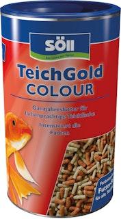Söll TEICH-GOLD Colour-Sticks 120 g