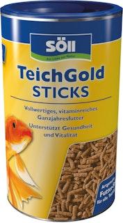 Söll TEICH-GOLD Futter-Sticks 125 g