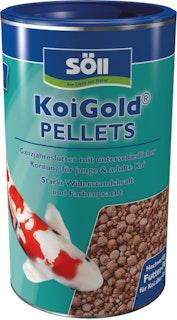 Söll KoiGold® Futter-Pellets 340 g