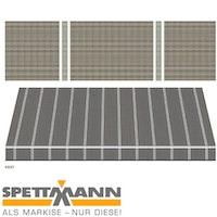 SPETTMANN Aufpreis Exclusivdessin Tuch mit Blockstreifen/Streifen