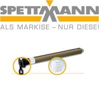 """SPETTMANN Elektromotor """"BASIC PLUS"""" mit Schalter und Nothandkurbel"""