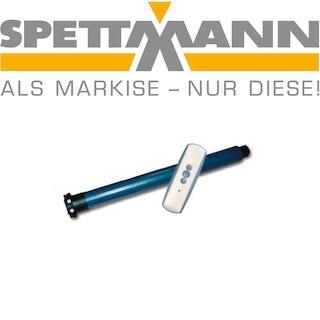 """SPETTMANN Elektromotor """"DE LUXE"""" mit Fernbedienung"""
