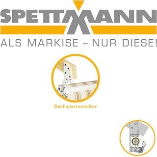 SPETTMANN Befestigungen passend zu Kassettenmarkise PERFORM (zusätzlich)