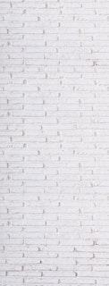 STONESlikeSTONES Steinpaneel LADRILLO Vertikale Blanco 106