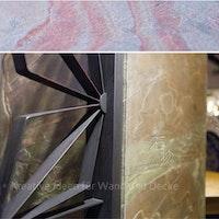 STONESlikeSTONES Buntschiefer SLATE LITE Classic Molto Rosa 122 x 61 cm