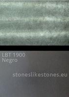 STONESlikeSTONES Buntschiefer SLATE LITE Transluzent Negro  122 x 61 cm