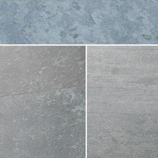STONESlikeSTONES Glimmerschiefer SLATE LITE Classic Ice Pearl