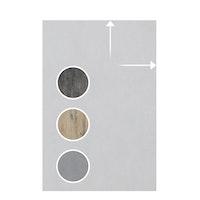 TraumGarten SYSTEM Board Keramik Breite auf Maß