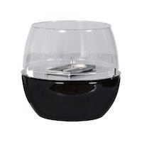 TenderFlame Tischfeuer TULPE 14 schwarz