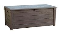 Tepro Gartenbox Brightwood Box 455 Liter