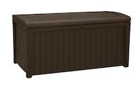 Tepro Gartenbox Borneo Box 400 Liter