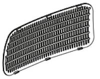 Siebeinsatz rechts (104/003724)