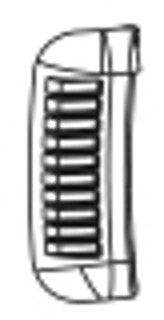 Clip C3 links (104/004269)
