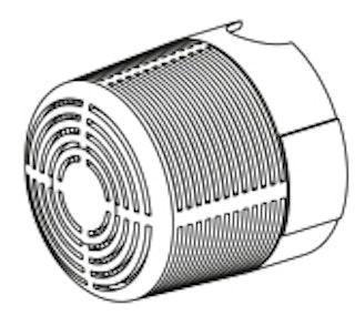 Filterkappe (104/004476)