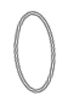 O-Ring 105 x 2,5 (112/000069)