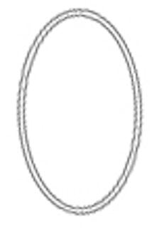 O-Ring 110 x 3 (112/000075)