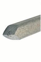 ECO-oh Ecopic® Pfahl Vollmaterial 95 x 4 x 4 cm 10er-Pack