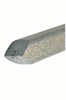 ECO-oh Ecopic® Pfahl Vollmaterial 75 x 4 x 4 cm 10er-Pack
