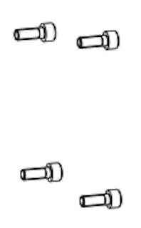 Schraube M 6 x 16 (114/000048)