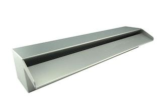clavis® style Profi Wasserfall-Set 2 | 120 cm mit Pumpe und Druckfilter