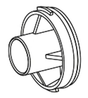 Einlaufdeckel (168/009151)