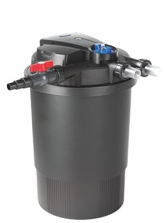 AUGA Druckfilter VarioPress Pro A-40000 mit elektrischem Antrieb