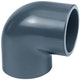 PVC-Winkel 90° Ø 63 mm K - K