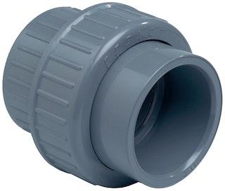 PVC-Verschraubung/Kupplung Klebeverbindung  Ø 110 mm K - K