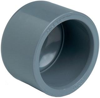 PVC-Klebekappe Ø 50 mm -K