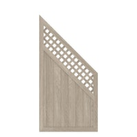 TraumGarten Longlife Riva 90x180/90 cm mit Gitter