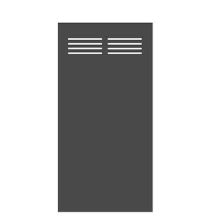 TraumGarten System BOARD 90 x 180 cm Slot-Design