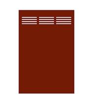 TraumGarten System BOARD 120 x 180 cm Slot-Design